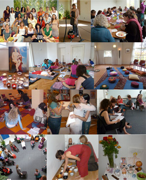 Womb Blessing Workshops